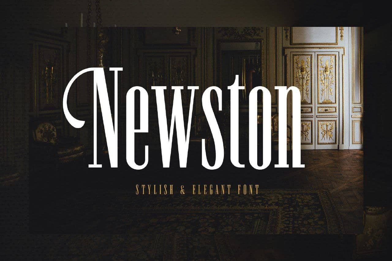 Download Newston font (typeface)
